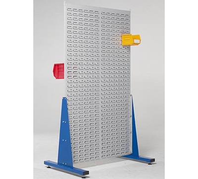 Free Standing Louvre Panel Racks