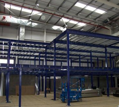 Mezzanine Floors Richardsons Shelving Racking Storage