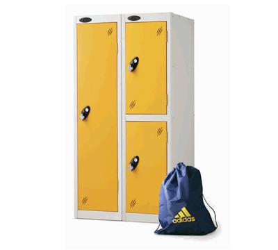 Probe Low Lockers For Schools