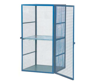 Attrayant Mesh Cabinet
