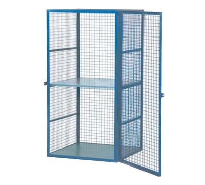 Mesh Cabinet Richardsons Shelving Racking Storage