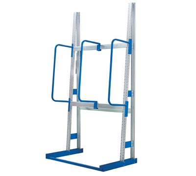 Adjustable Vertical Racking