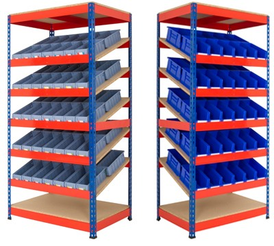 Kanban Shelving Richardsons Shelving Racking Storage