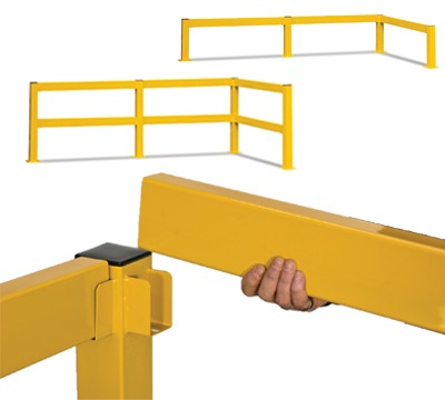 Lift Out Barriers