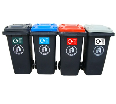 Recycling Wheelie Bins