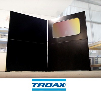 TROAX Scudo Welding Partitioning