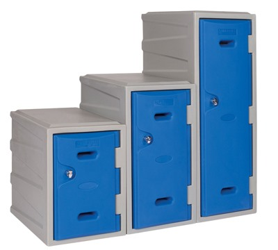 Ultrabox Water Resistant Plastic Lockers