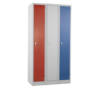 Atlas Single Door Lockers