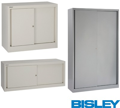 Bisley Sliding Door Cupboards