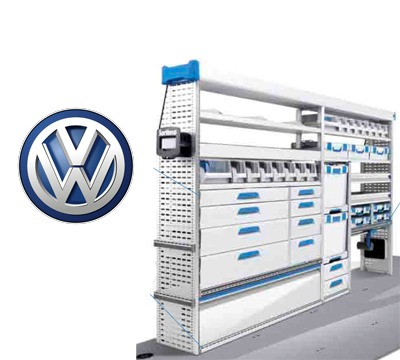 Sortimo Van Kits For Volkswagen