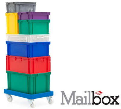 Mailbox Tower Range Euro Containers