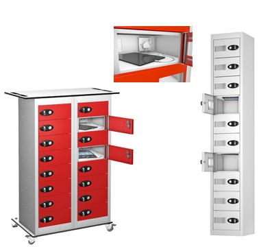 Tab Box Tablet Storage Charging Lockers