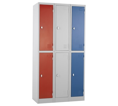 Atlas Two Door Lockers
