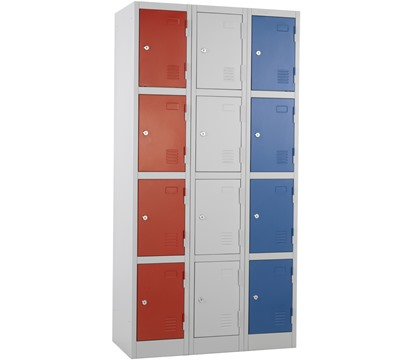 Atlas Four Door Lockers