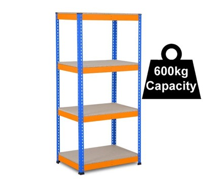 Standard Duty Rapid 1 Racking 915mm 1220mm wide