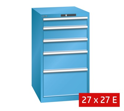 Lista Drawer Cabinets 564mm W X 572mm D 75kg