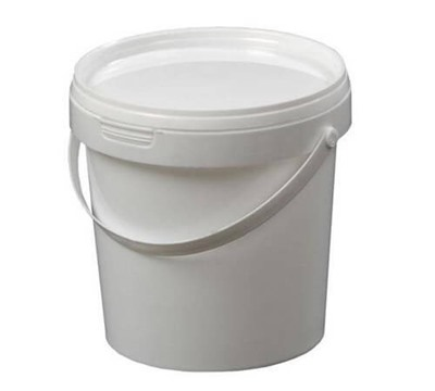 Plastic Buckets with Lids