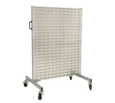 Speed Stock Double Sided Louvre Trolley