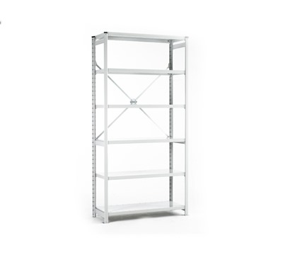 Link 51 Euro Shelving Open Bay 2100mm Height
