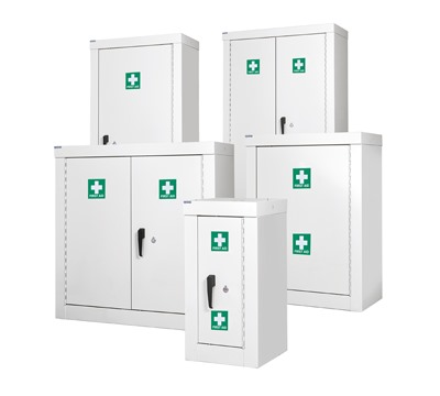 Heavy Duty First Aid Cupboard