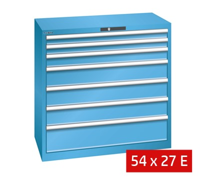 Lista Drawer Cabinets 1023mm W x 572mm D 200kg