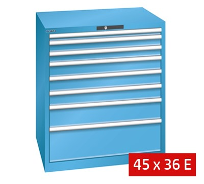 Lista Drawer Cabinets 870mm W x 725mm D 75kg