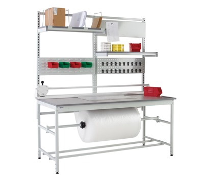 Pack Tek Individual Workbench Kit 1