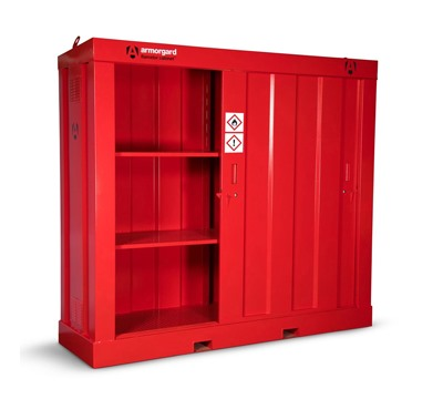 Large Outdoor Flamstor Cabinet