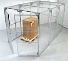 Mini & Maxi Box Mesh Cages