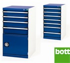 Bott Drawer Cabinets     525mm Wide x 525mm Deep