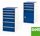 Bott Drawer Cabinets 525mm Wide x 650mm Deep