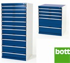 Bott Drawer Cabinets 800mm Wide x 650mm Deep