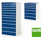 Bott Drawer Cabinets 800mm Wide x 750mm Deep