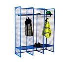 Heavy Duty Wire Mesh Storage