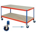 Mobile Rivet Workbench