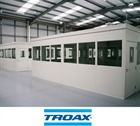 TROAX Elan Double Skin Partitioning