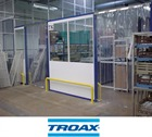 TROAX Sigma Demountable Partitioning