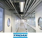 TROAX Titan Cleanroom Partitioning