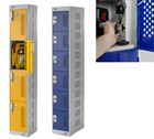 Power Tool Charging Lockers