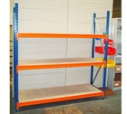 2nd Hand Longspan Shelving