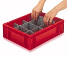 Allibert Euro Container Dividers
