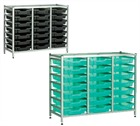Gratnells Under Bench and Tray Sets