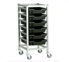 Gratnells Trolley and Tray Sets
