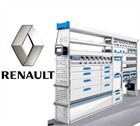 Sortimo Van Kits For Renault