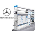Sortimo Van Kits For Mercedes-Benz