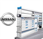 Sortimo Van Kits For Nissan