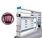 Sortimo Van Kits for Fiat
