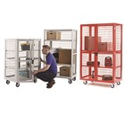 Boxwell Mobile Security Cages