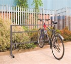 Traditonal Cycle Racks