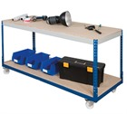 Heavy Duty Mobile Rivet Workbench